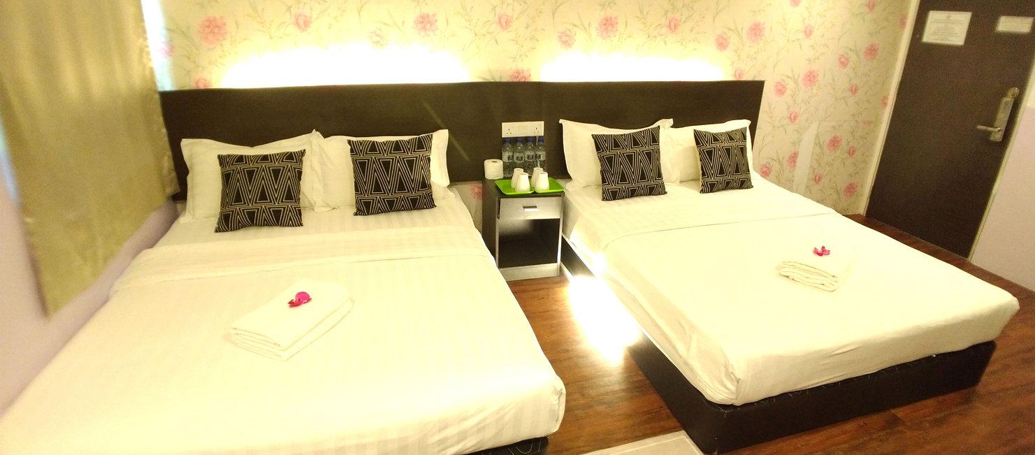 Apple 1 Hotel Queensbay