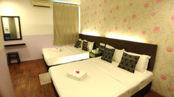 Family 4 Pax Room with 2 Queen Bed