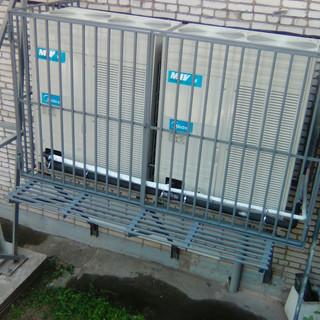 Решетка для кондиционера