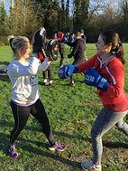 Boxing Class Berkhamsted
