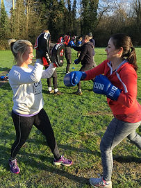 Outdoor fitness training, Berkhamsted