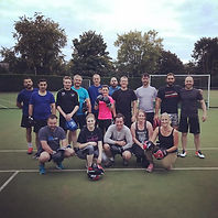 Outdoor fitness class, Berkhamsted
