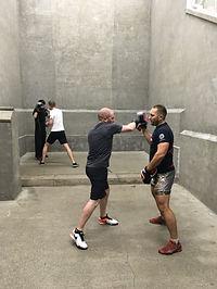 Boxing Fitness Class, Berkhamsted