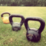 Kettlebells, Kettle Bells, Outdoors
