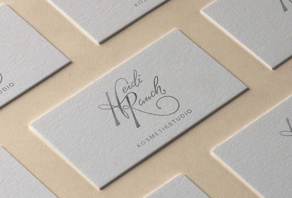 Logo Heidi Rauch Kosmetikstudio