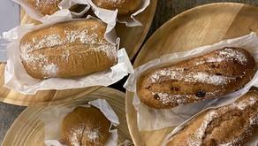 全粒粉100%糀パンのお得なセットが登場です。