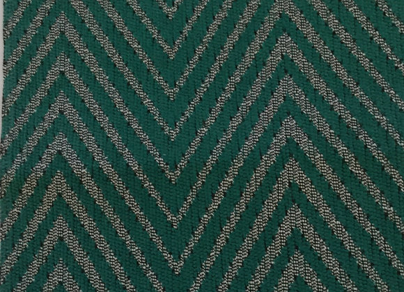 5mt lot Direction Emerald Upholstery Fabric