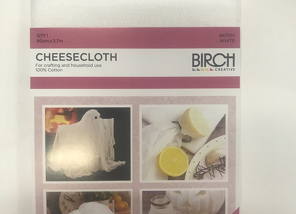 Muslin Cheesecloth pkt