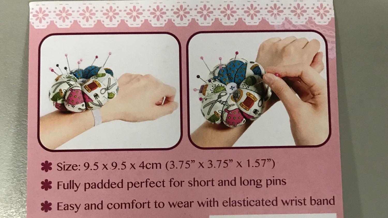 Thumbnail: Wrist pin cushion