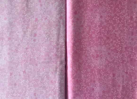 Flutterby Pinks