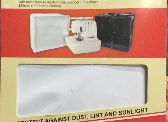 Overlocker vinyl dust cover