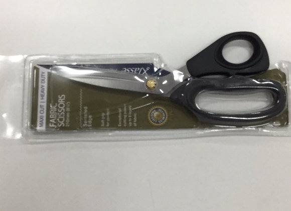 Fabric Scissors with Serrated Edge
