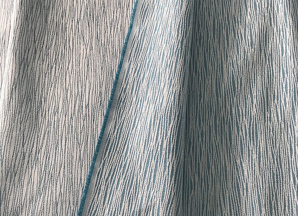 Ocean turquoise Wide Fabric