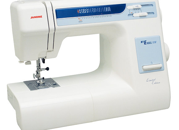 Janome My Excel Mw3018Le