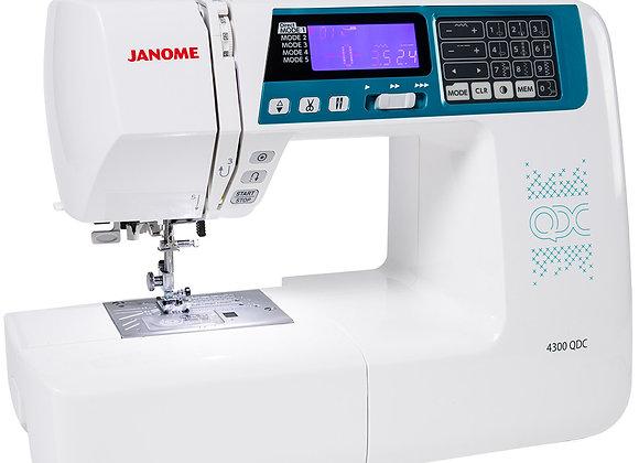 4300QDC Janome Electronic Sewing Machine