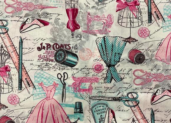Dressmakers workshop Timeless Treasures