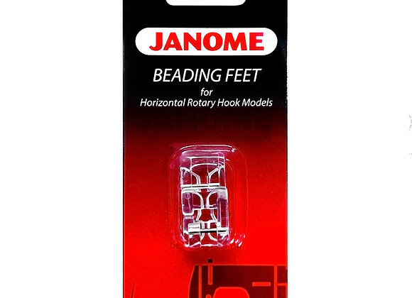 Beading Feet - Janome (2 pack)