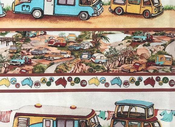 Caravans Stripe