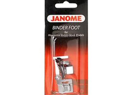 Binder Foot - Janome (7mm)