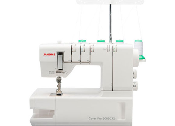 COVERPRO 2000CPX Janome