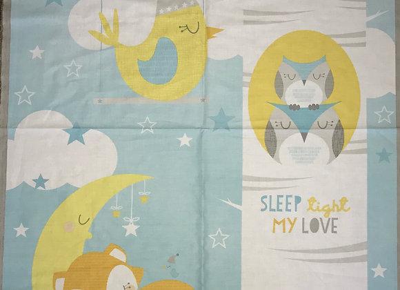 Sweet Dreams panel