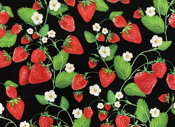 Stawberry fields black