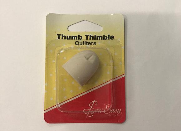 Thumb thimble