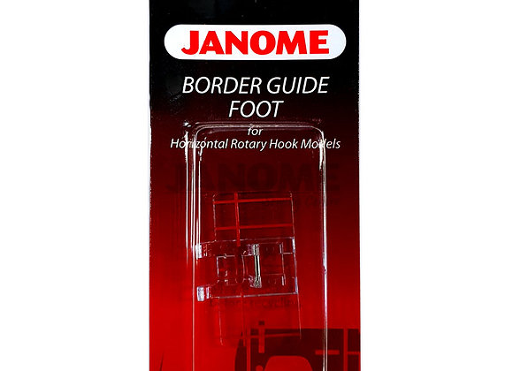 Border Guide Foot - Janome (7mm)