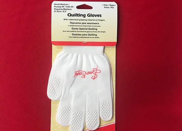 Quilters Gloves grip