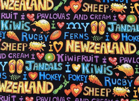 Kiwi Capers