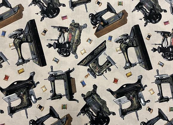 Stitch in time: machines
