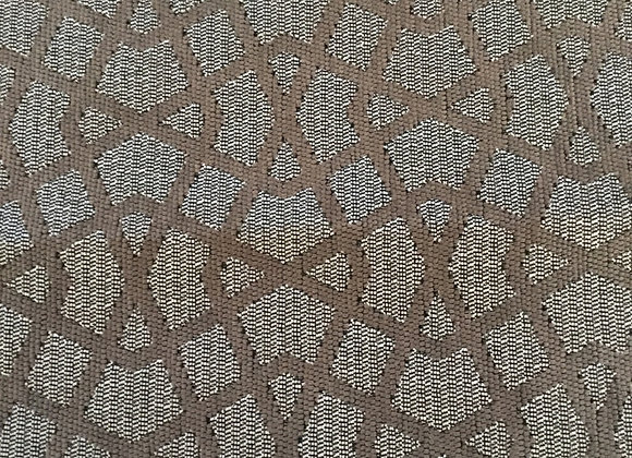 Dazzle Latte Upholstery Fabric