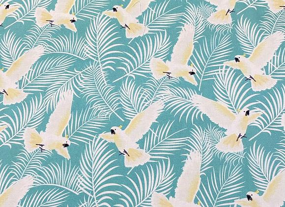 Cockatoos Australia Turquoise