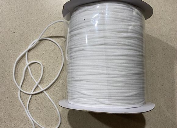 137mt ROLL Soft 2mm round elastic