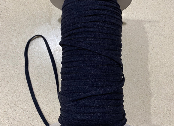 5mm Plush soft elastic 90mts