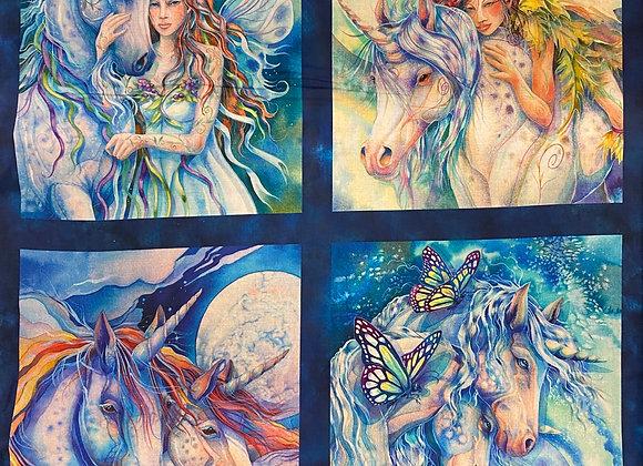 Morningmoon Unicorns Panel