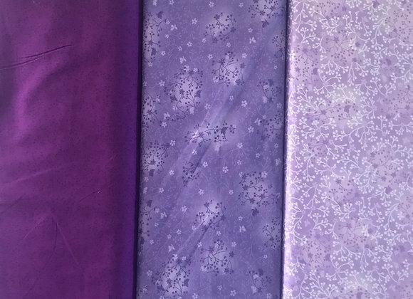 Flutterby Purples