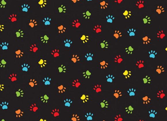 Happy paws black