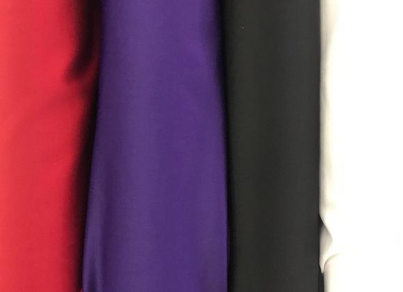 Scuba knit asst colours