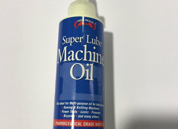 Machine oil 125ml