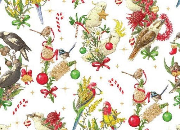 Bush Birds Christmas