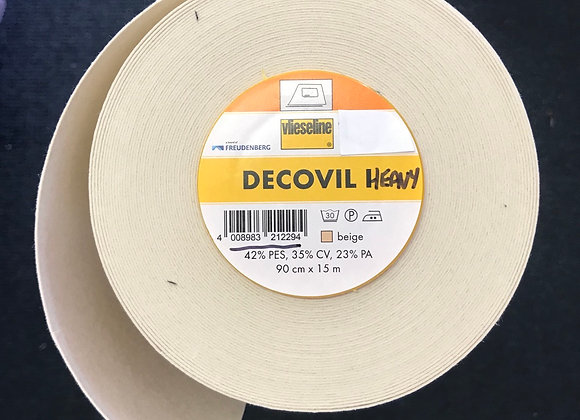 Decovil heavy iron on