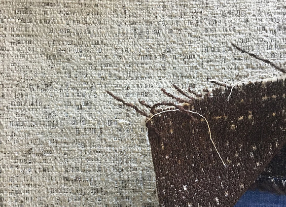 Malibu Brown Upholstery Fabric