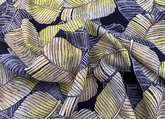 Leafy lemon rayon