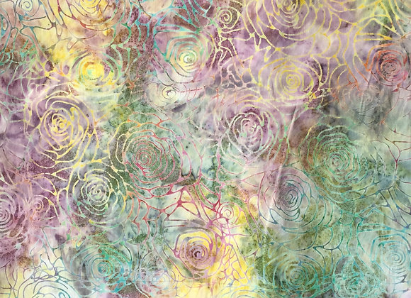882 Batik flower