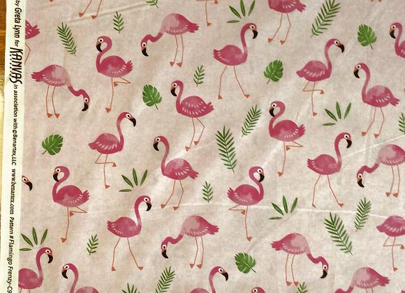Flamingo pink Tropical Breeze
