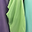 Thumbnail: Crinkle cotton muslin colours