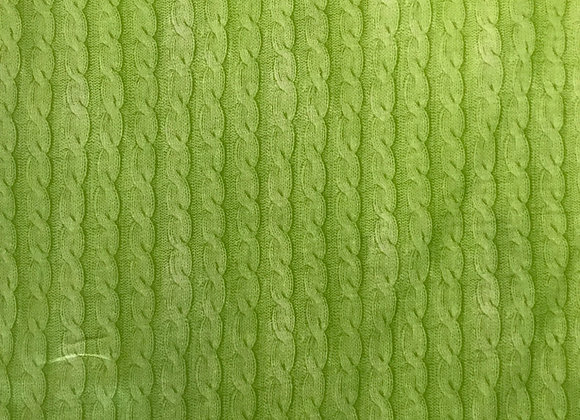 Cable lime voile