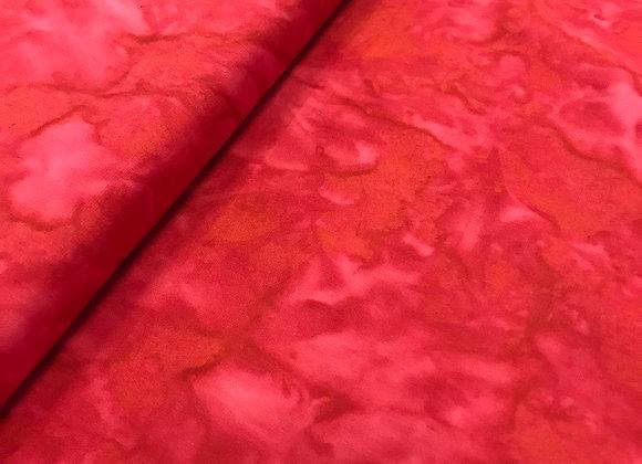Batik Bright Red 2627
