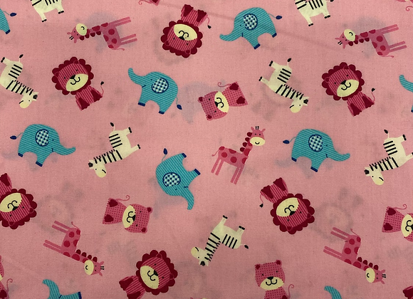 Animals Pink